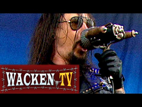 Amorphis - 3 Songs - Live at Wacken Open Air 2015