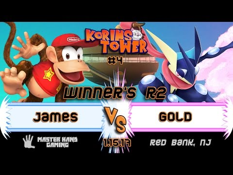 KT #4 - james vs. GOLD - Winner's R2