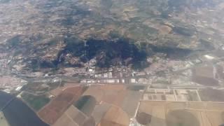 Полет над Португалией