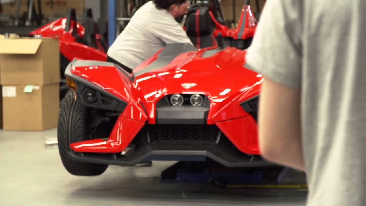 slingshot build video polaris slingshot youtube