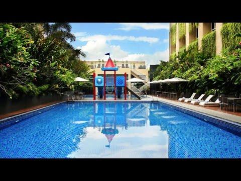 Eastparc Hotel Yogyakarta, Yogyakarta, Java Island, Indonesia, 5 stars hotel