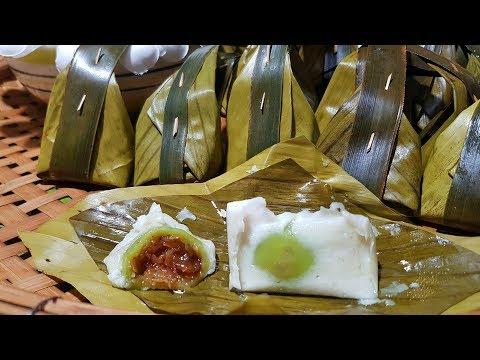 กับข้าวกับปลาโอ 150 : ขนมใส่ไส้มะพร้าวอ่อน
