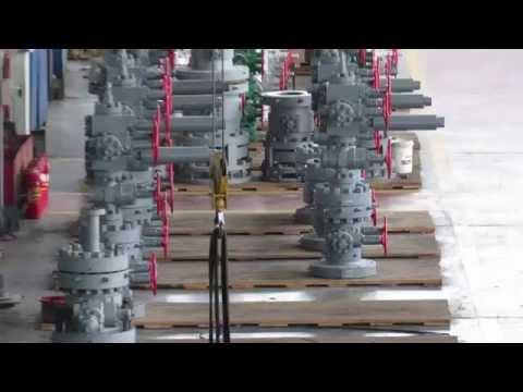 Wellhead equipment Testing Equipment - Shengji