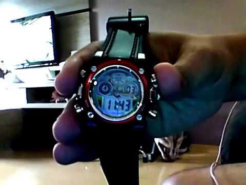 cb90f07b2b8 Relógio Masculino Pulso Ohsen Watch Digital E Analógico Promoção Barato