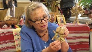 як зробити ляльку на чайник майстер клас
