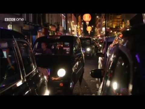 Louise Hulland, Inside Out (BBC 1) Minicab Touts