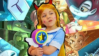 Супер Сборник про Звездную принцессу про...