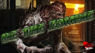 Dying Light: Be The Zombie Mutation level 3 vs 4 maxed humans #1
