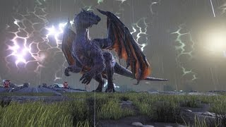 Ark Survival Evolved - Survival of the Fittest: Unnatural Selection - Dragon!