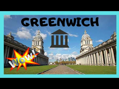 LONDON: Tour of historic GREENWICH, what to see in 3 hours or less