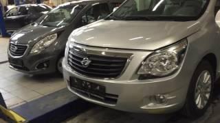 Ravon R4 установка защиты картера от компании Патриот и обзор автомобиля