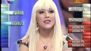 Christina Aguilera - Hurt (Live Acapella @ Turkish Deal Or No Deal).flv