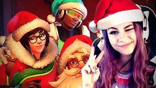 Overwatch (NEW SEASONAL EVENT) ►Winter Wonderland Christmas Skins, Emotes & More !!!
