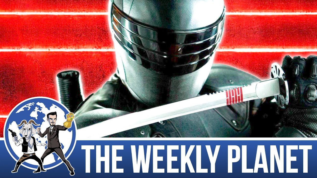 A Brief History Of GI Joe - The Weekly Planet Podcast