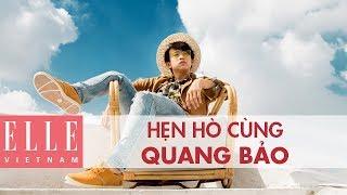thoi trang đep Hẹn Hò Cùng Quang Bảo | ELLE Việt Nam