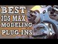 أغنية 3Ds Max Modeling Plugins