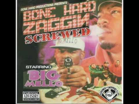 Big Mello - Gank Move (screwed & chopped)