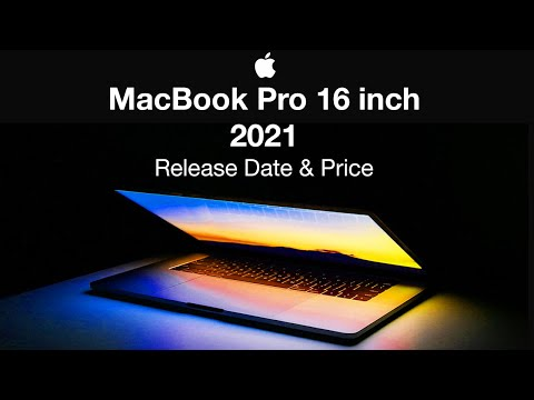 Apple MacBook Pro 16 inch Release Date and Price – NEW PORTS!