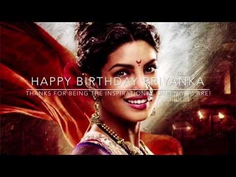 Happy Birthday Priyanka ♥