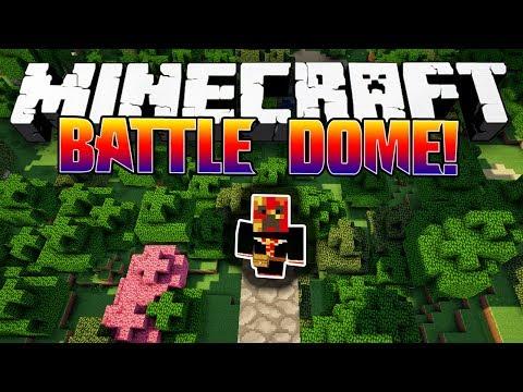 TELE-DEATH?! - Minecraft: Battle Dome! - wBajanCanadian, & More! - Part 1/2