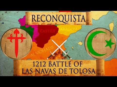 Battle Of Las Navas De Tolosa (1212) DOCUMENTARY