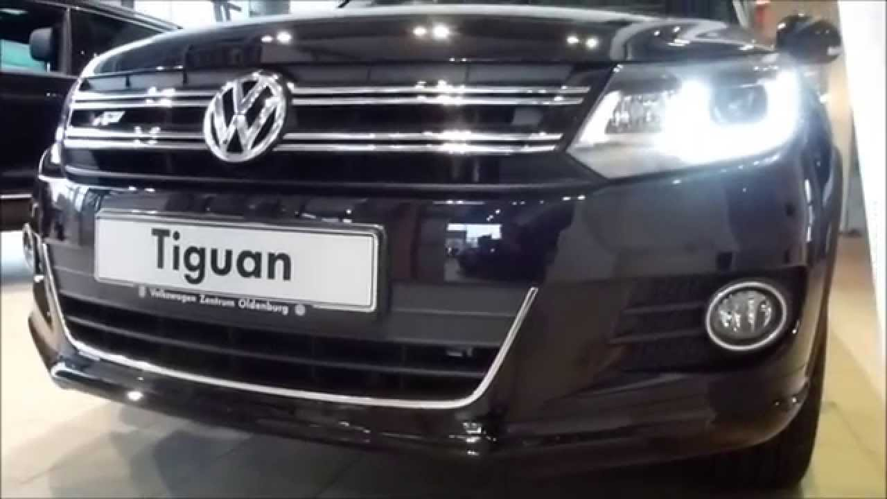 2013 vw tiguan 2 0 tdi r line 4motion see also playlist. Black Bedroom Furniture Sets. Home Design Ideas