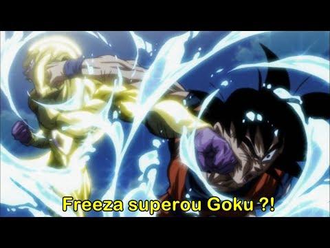 FREEZA SUPEROU GOKU e vai DESTRUIR BILLS ?! Dragon ball super ep 95 Análise