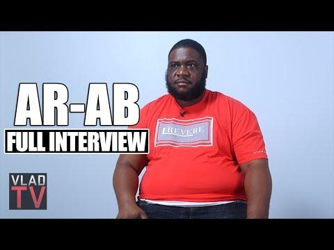 AR-Ab talks Birdman, Meek Mill, Beanie Sigel, Inheriting the Plug (Full Interview)