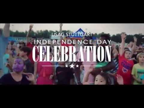 2015 USAG Stuttgart Independence Day Celebration