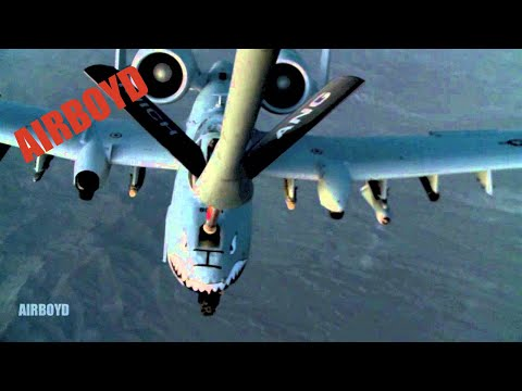 More Warthogs! (Refueling Over Afghanistan)