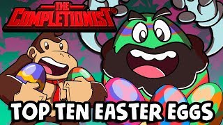 Top 10 Easter Eggs in Video Games - The Completionist