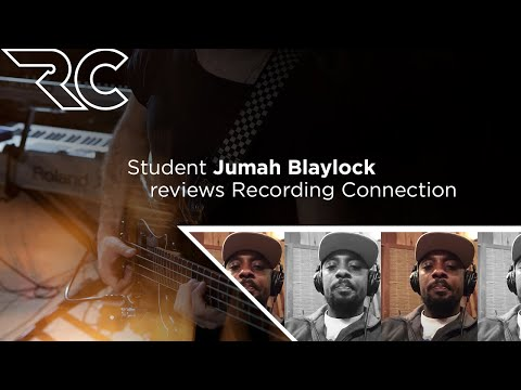 Jumah's Recording Connection Review