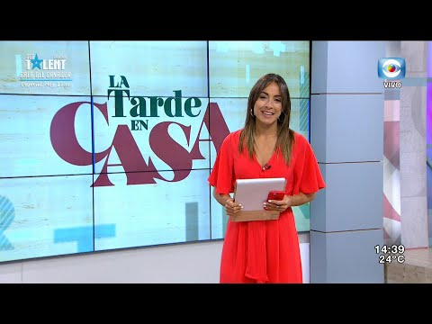 LA TARDE EN CASA | 14-12-2020