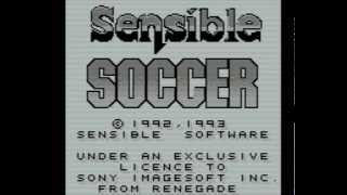 Sensible Soccer: European Champions (Game Boy)