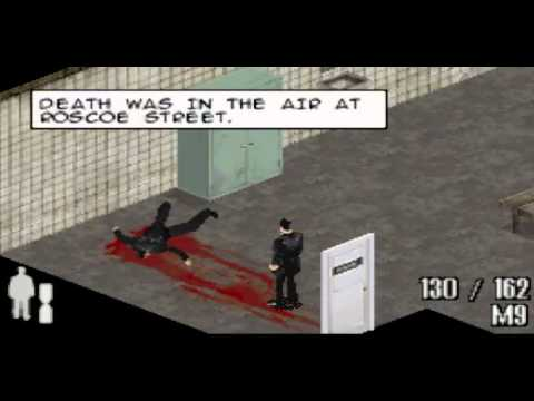 Max Payne Part 1 Roscoe Street Station Game Boy Advance Youtube