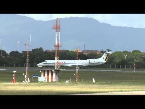 [SBFZ/ FOR] Decolagem RWY13 Embraer C-99A (EMB-145ER) FAB2526 29/03/2013