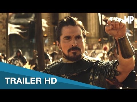 First trailer for Ridley Scott's Exodus: Gods and Kings