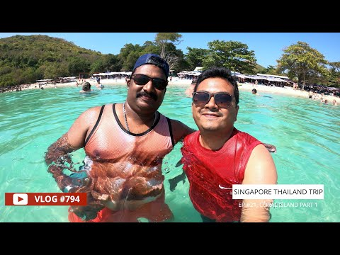 He Got Six Pack When We Went To Coral Island !!! Part 1, EP #21