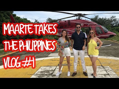 EXCLUSIVE HELICOPTER TOUR IN BORACAY BELOW $90 - Maarte Takes The Philippines Vlog #1