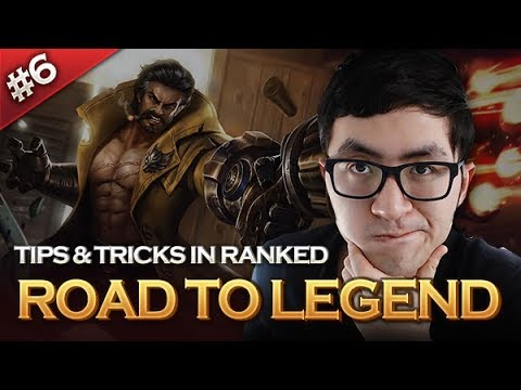 Road To Legend #6 - ft. Roger & Harley | 100% WIN RATE | Mobile Legends Gameplay +Tips & Trick S