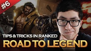 Road To Legend #6 - ft. Roger & Harley   100% WIN RATE   Mobile Legends Gameplay +Tips & Trick S