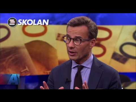 Magdalena S vs Ulf Kristersson M