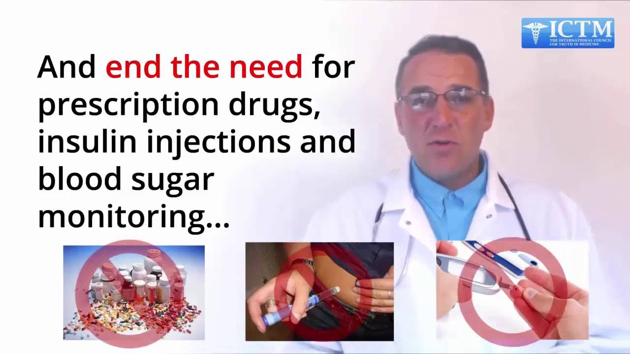Finally Curing Diabetes In 3 Weeks Without Drugs, Pills, Or Insulinthe Big  Diabetes Lie 2016