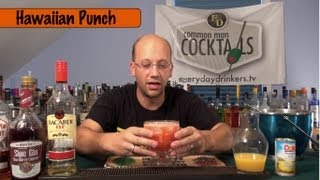 How To Make The Hawaiian Punch Cocktail