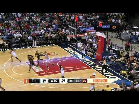 Game Recap: Tulsa Shock vs Washington Mystics