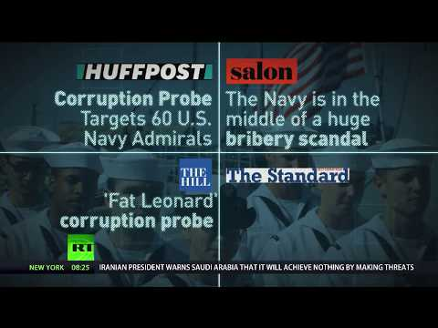 Double Standards: US Navy sex-for-secrets scandal seen as fraud, whistleblowing as treason