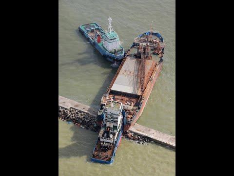 إنقاذ 13 شخصاً بعد تصادم سفينتي صيد في بحر اليابان  - نشر قبل 58 دقيقة