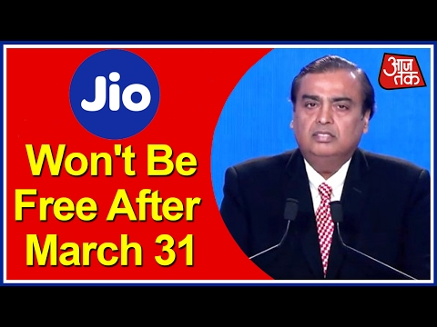 Mukesh Ambani Says Jio Won't Be Free After March 31, Announces Jio Prime
