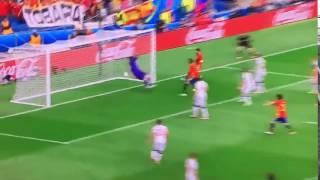 Résumé Espagne - République tchèque (1-0) Euro 2016