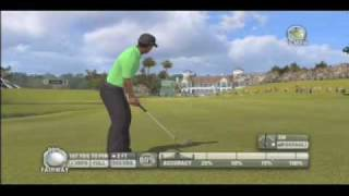 Tiger Woods PGA Tour 09 Gameplay (HQ)